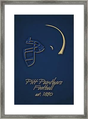 Pitt Panthers Framed Print by Joe Hamilton