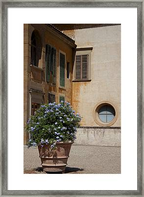 Pitti House Framed Print by Ivete Basso Photography