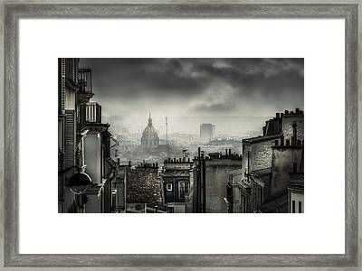 Plague Framed Print by La Taverne Aux