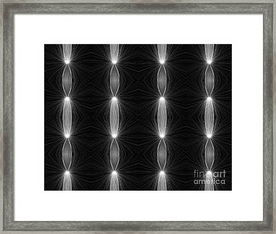 Plankton And Crankton Dance Framed Print by Catherine Lott