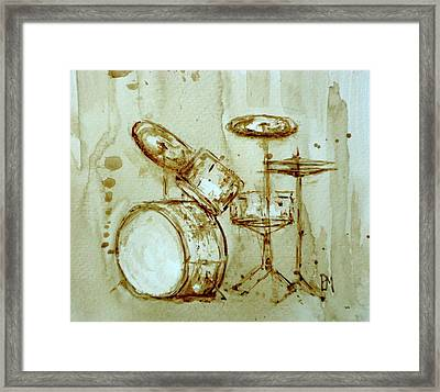 Play It Forward Framed Print by Pete Maier