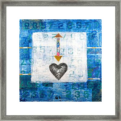 Playground Framed Print by George Lacy