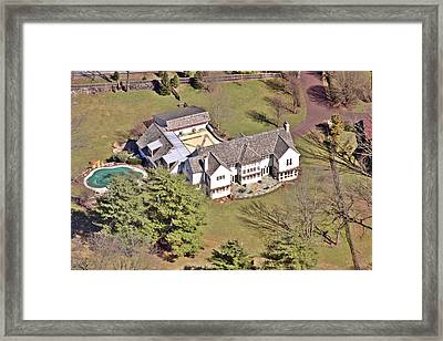 Plymouth Meeting House Framed Print by Duncan Pearson