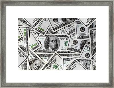 Pocket Change Framed Print by Paul W Faust -  Impressions of Light