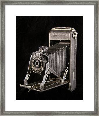 Pocket Kodak Series II Framed Print by Michael Peychich