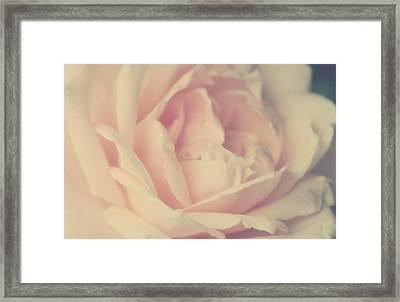 Poesie D' Amour Framed Print by  The Art Of Marilyn Ridoutt-Greene