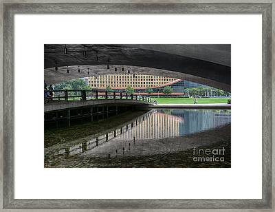 Point State Park Pittsburgh Pennsylvania Framed Print by Amy Cicconi