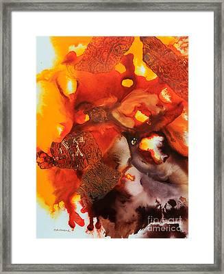 Poisson Framed Print by Phil Albone