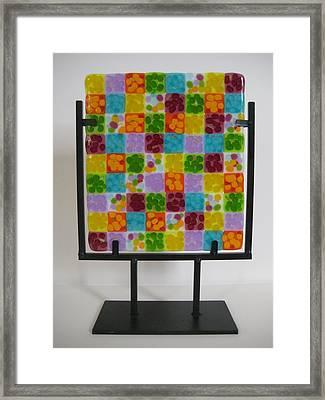Pop Framed Print by Mark Lubich