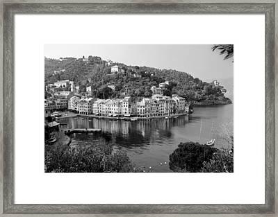 Portofino Framed Print by Antonio Gruttadauria