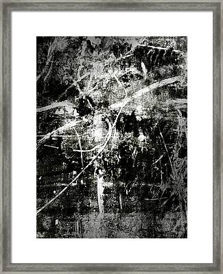 Possessed Framed Print by Wim Lanclus