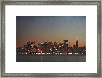 Possibilities Framed Print by Laurie Search