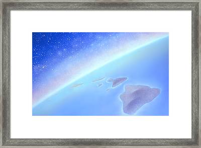 Postcards From Concorde Framed Print by Kevin Smith