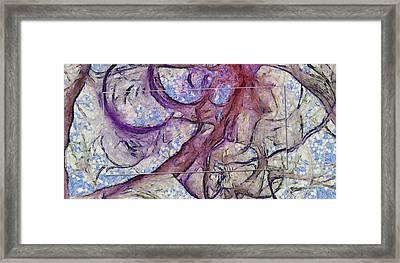 Poundlike Warp  Id 16099-080821-11581 Framed Print by S Lurk