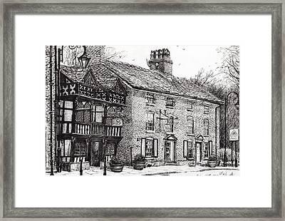 Prestbury Framed Print by Vincent Alexander Booth