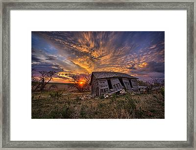 Prestige Framed Print by Thomas Zimmerman