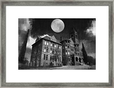 Preston Castle Framed Print by Holly Ethan
