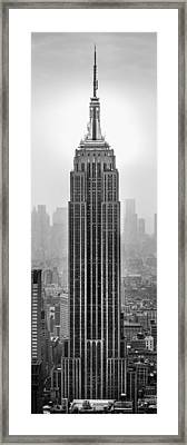 Pride Of An Empire Framed Print by Az Jackson