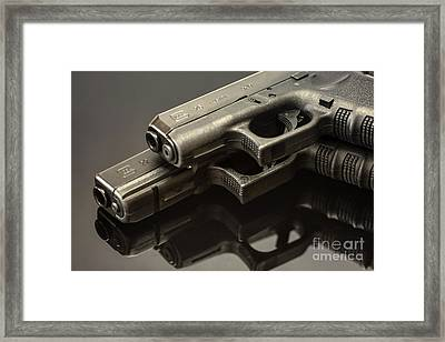 Primary And Backup - Original Framed Print by Joe Geraci