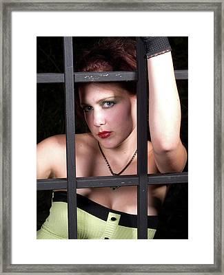 Prisoner Framed Print by Jim DeLillo