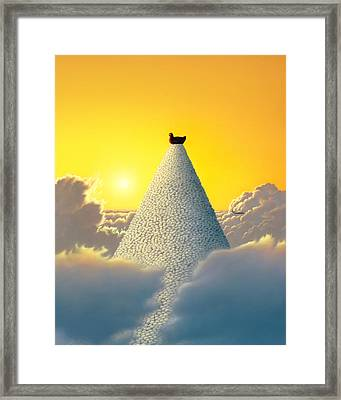 Productivity Framed Print by Jerry LoFaro