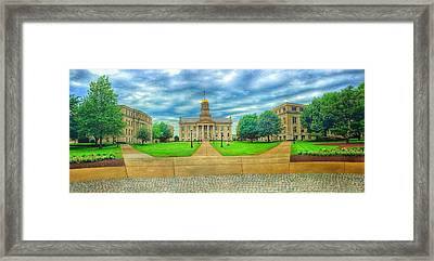 Promise Of Futures Framed Print by Jame Hayes