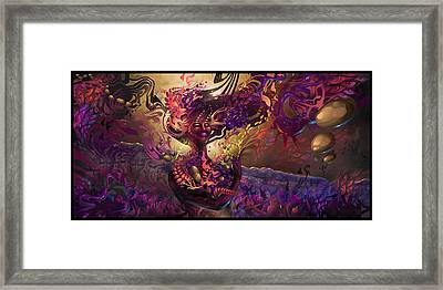 Prosperity Framed Print by George Atherton