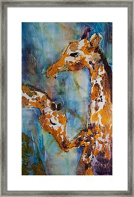 Protection Framed Print by Trish McKinney