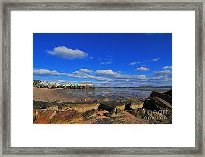 Provincetown Framed Print by Catherine Reusch Daley