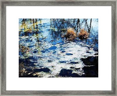 P.s Loveya Beverly Hills Framed Print by Todd Sherlock