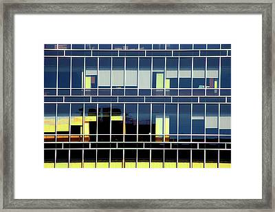 Public Accounting Framed Print by Ross Odom