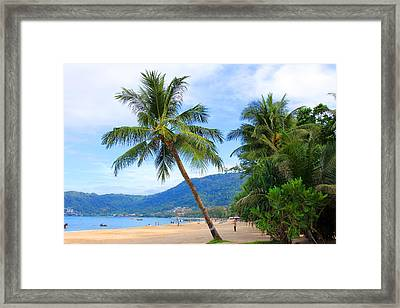 Phuket Framed Print by Mark Ashkenazi