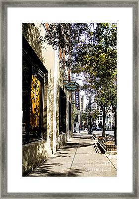 Puckett's Grocery And Restaurant Nashville Tennessee Framed Print by Marina McLain
