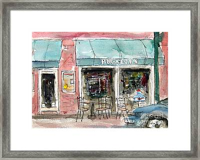 Pucketts Grocery Framed Print by Tim Ross