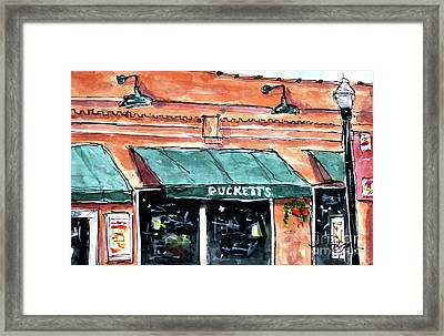 Puckett's Place Framed Print by Tim Ross