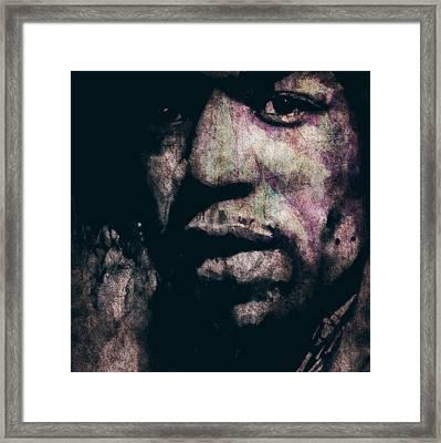 Purple Haze Framed Print by Paul Lovering