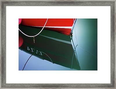 Pz17 Framed Print by Mark Stokes