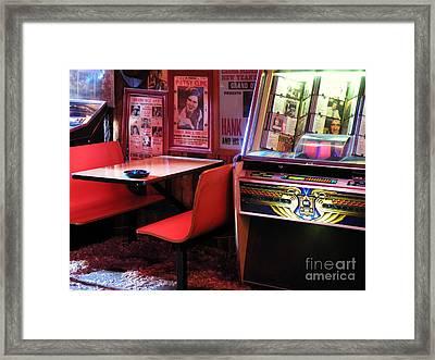 Quarters And Orders Framed Print by Joe Jake Pratt