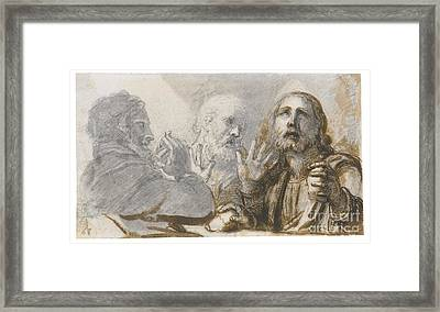 R A Oakford Devon Framed Print by Richard Cosway