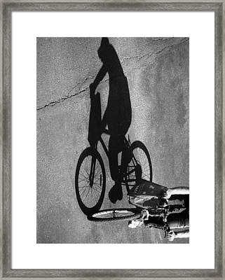 Race On Home Framed Print by JC Photography and Art