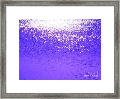 Radiance Framed Print by Sybil Staples