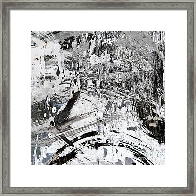 Rain Framed Print by Elena Nosyreva