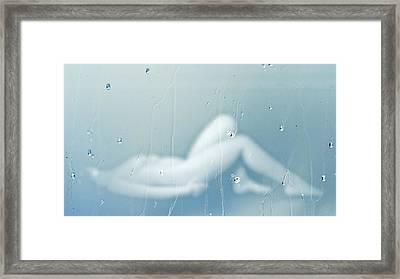 Rainy Day Dream Away Framed Print by Bob Orsillo