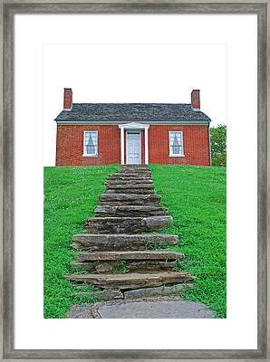 Rankin House Framed Print by Peter  McIntosh