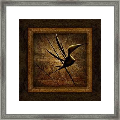 Rare Bird Framed Print by Phil Clark