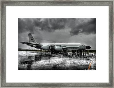 Rc-135vw Framed Print by Ryan Wyckoff