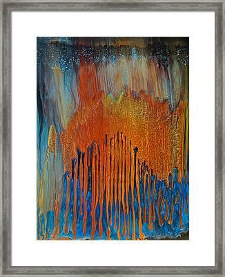 Reaching For The Stars Framed Print by Paul Tokarski