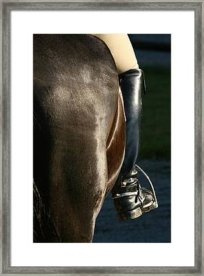 Ready Framed Print by Angela Rath