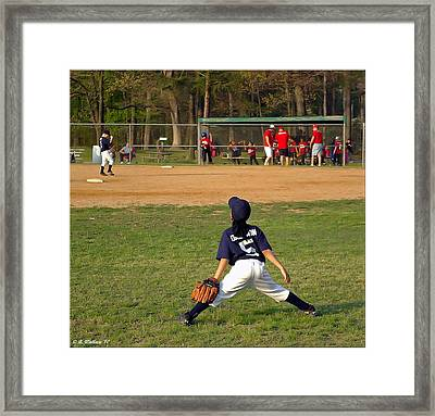 Ready Framed Print by Brian Wallace