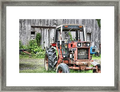 Ready To Go Framed Print by JC Findley